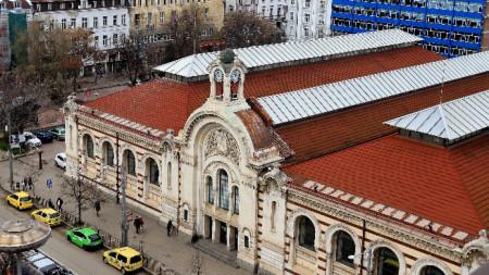 Централни хали, София