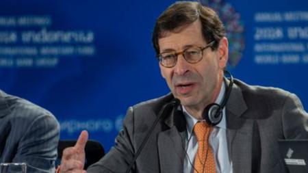Морис Обстфелд, икономически директор на МВФ
