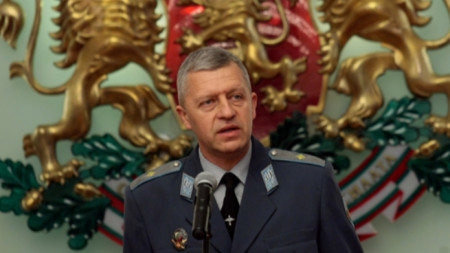 ген.-майор Цанко Стойков
