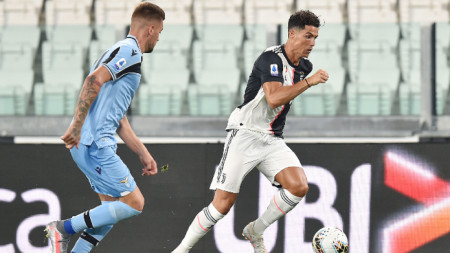 Кристиано Роналдо има вече 51 гола в Италия.