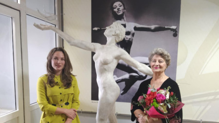 Станислава Ангелова и Мария Гигова