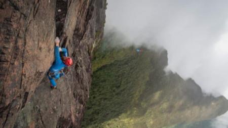 Лео Хоулдинг в Амазония