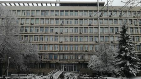 """Областната болница """"Д-р Стефан Черкезов"""" във Велико Търново"""
