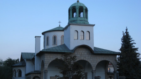 Българската църква в Будапеща