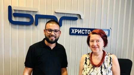 Росен Богомилов и Венета Гаврилова