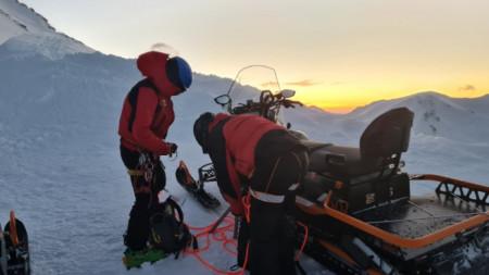 През последните дни случаите със скиори и сноубордисти, потърсили помощ от Планинската спасителна служба при БЧК в района на Банско се увеличи.