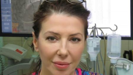 Д-р Мариана Контева