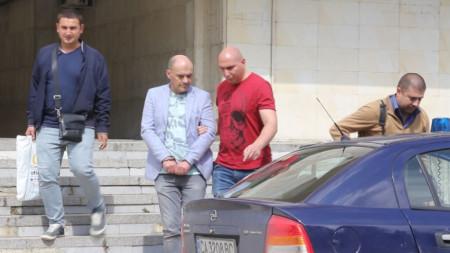 Задържането на Артур Полшиков, който е руски гражданин.