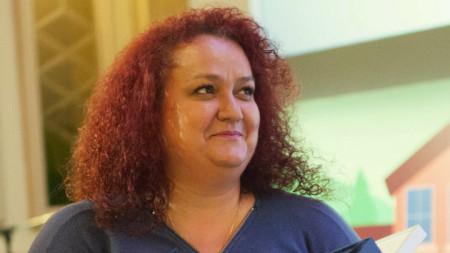 Албена Атанасова, зам. кмет по социални дейности в София