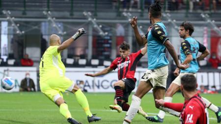 Милан победи Венеция с 2:0