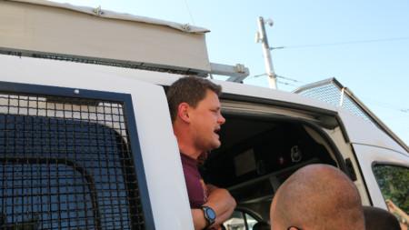 Задържаният вчера Петър Кърджилов