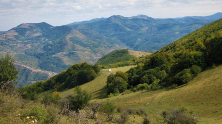 Ponor-Gebirge