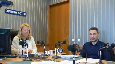 Анелия Торошанова и Ивайло Ангелов