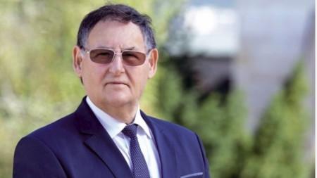 Любомир Христов - кмет на Шумен