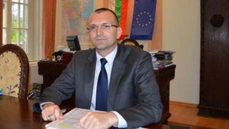 Областният управител Вълчо Чолаков