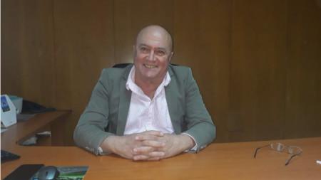 Димитър Димитров - директор на ДКТ