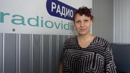Ирена Цветкова, поетеса