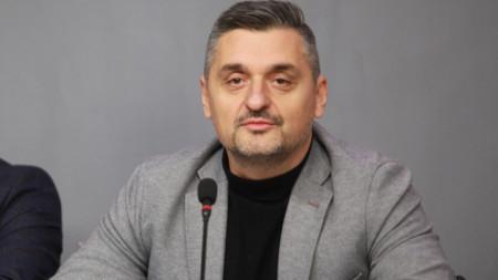 Заместник-председателят на БСП Кирил Добрев