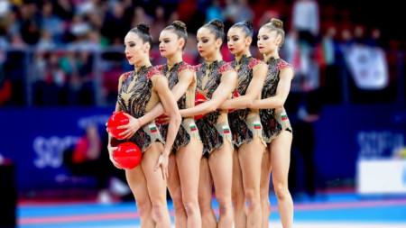 Ансамбълът на България (жени)