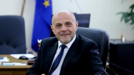 Вице-премьер Томислав Дончев