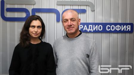 Елена Маринова,Светлозар Петров