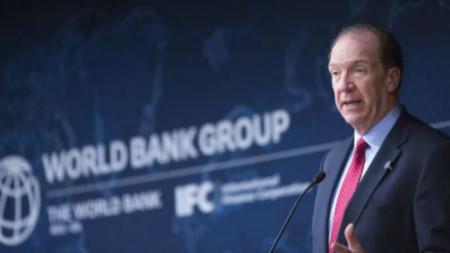 Дейвид Малпас, pрезидент на Световната банка