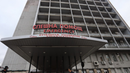 """Болница """"Пирогов"""" е сред лечебните заведения на първа линия в борбата с коронавируса"""