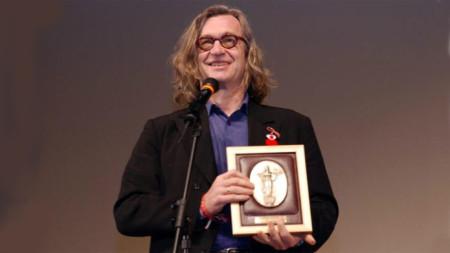 Вим Вендерс беше удостоен с Наградата на София за цялостен принос в световното кино през 2007 г.