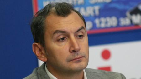 Михаил Околийски - ръководител на българския офис на СЗО