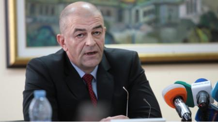 ст. комиссар Тодор Гребенаров
