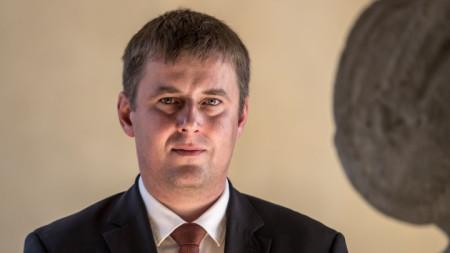 Новият външен министър на Чехия Томаш Петържичек