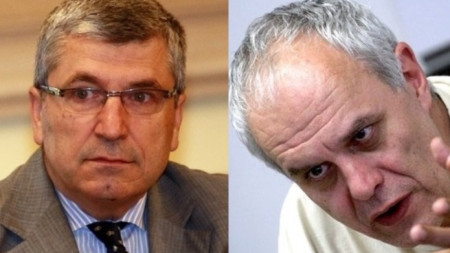 Илиян Василев и Андрей Райчев