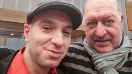 Иван Анастасов и Емил Янев