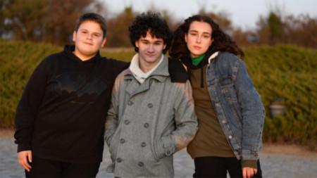 Ясен Нончев, Борис Иванов и Гергана Александрова