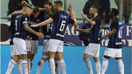 Интер победи като гост Парма с 1:0