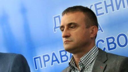 Зам.-председателят на ДПС Ахмед Ахмедов
