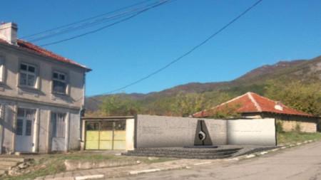 Така би трябвало да изглежда бъдещият войнишки мемориал в казанлъшкото село Ясеново.