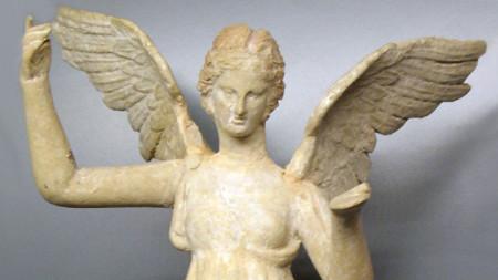Нике, богинята на победата