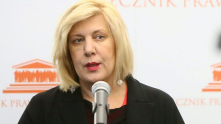 Council of Europe Commissioner for Human Rights, Dunja Mijatović