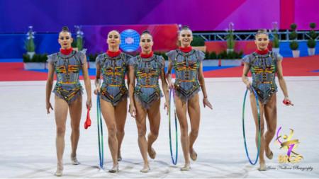 Ансанбълът на България е на финал в Токио