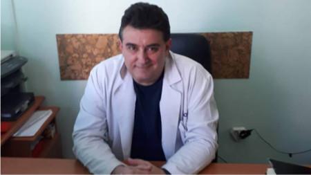 Д-р Тихомир Боев