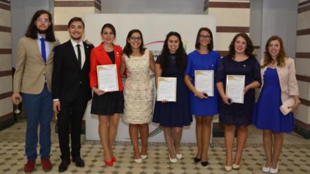 Участници в Международната програма под егидата на херцога на Единбург