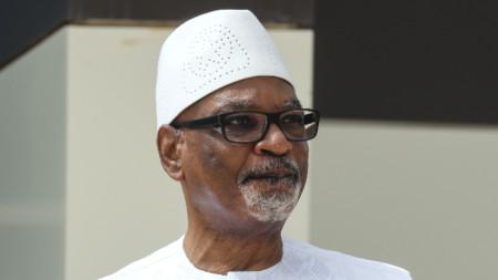 Президентът на Мали Ибрахим Бубакар Кейта