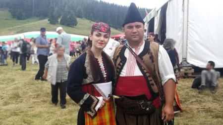 Мария Бечева и Илия Учиков