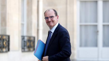 Новият премиер на Франция Жан Кастекс