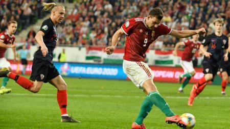 Унгария победи с 2:1 световния вицешампион Хърватия