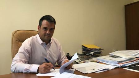 Георги Стаменов - кмет на Район