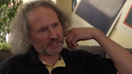 Петр Плацак - един от организаторите на антиправителствени акции по време на Нежната революция.