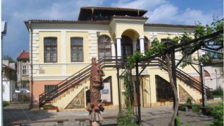 Сградата на РИМ-Бургас