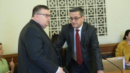 """Временната парламентарна комисия, която проучва прекъснатото излъчване на програма """"Хоризонт"""" на БНР на 13 септември, изслушва днес главния прокурор Сотир Цацаров."""